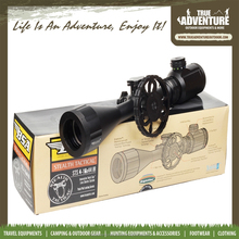 True Adventure TA8-013 Outdoor 2015 STS4-16X44IR Tactical Mil-dot illuminated Focus Hunting Scope