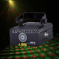 multi-effect stage laser light