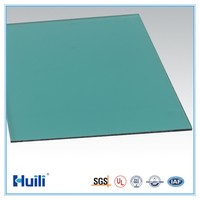 Huili colored Polycarbonate Solid Sheet /polycarbonate prices
