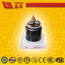 2015 Chongqing Yufeng IEC 60227 IEC CU/XLPE/MICA/LSOH Electrical Power Cable