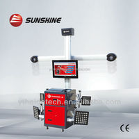 SUNSHINE 3D wheel alignment equipment,automotive equipment