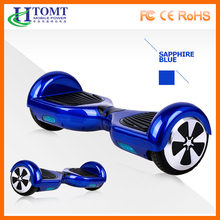 2 wheel self balancing electric scooter with led light