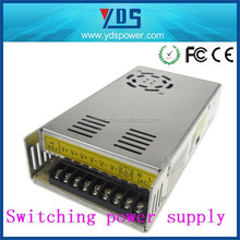 china alibaba 12v 30a LED power supply 12v 360w single output switching power supply for 3D printer power supply