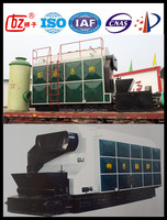 coal fired hot water boiler, boiler to used biomass burner in China