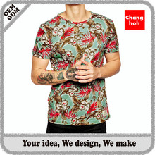 sublimation t shirt printing for man