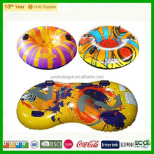 New Style High Quality Cold Resistant Inflatable baby snow sled