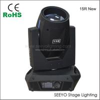 factory price sharpy beam spot 330w 15r moving head light