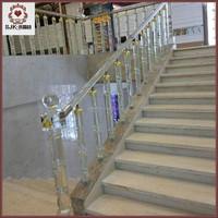 Crystal Classical Stair Railing, Crystal Wedding Decorative Pillars