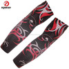 Sublimation compression uv protection cooler arm sleeve