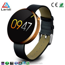 New arrival Bluetooth Android wrist watch DM360 smart watch mobile phone support multi-languages