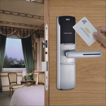 smart card lock
