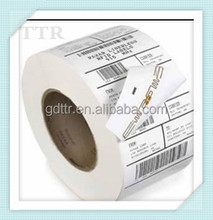 barcode printed avery sticker label paper