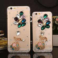 Fashionable Lucky Bag Rhinestone Diamond Phone Cover for iPhone 6 iPhone 6 Plus