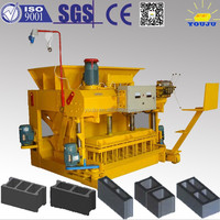 DMYF-6A manul cement block machine portland cement block machine