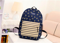 Best quality school backpack cheap student book bags