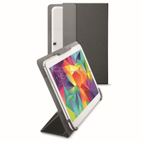 10.1inch Universal tablet PC leather case cover with camera free design