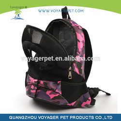 Lovoyager Pet Products Puppy dog Backpack Carrier with Nylon and PU