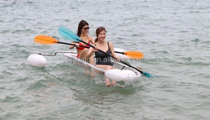 pc clear kayak canoe for sale buy clear kayak canoe pc clear kayak