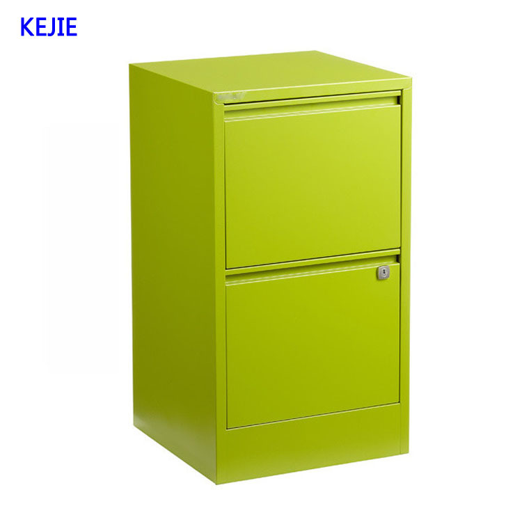 2 drawer steel file cabinet with lock 2