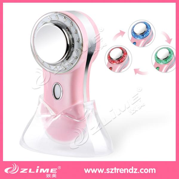 Electric facial massager for facial skin care