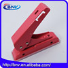 Best service OEM specially shaped hole punches