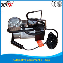 Guangzhou tool kit 12V DC portable mini air compressor for car and truck