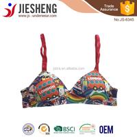 Size 11 12 13 young girls sex teen sport bikini bra JS6345