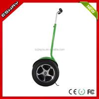 Nice two wheels self balancing stand up gas powered big wheel