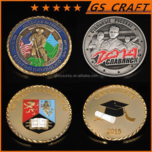 Customized Old Silver Coin & Price Old Gold Coin