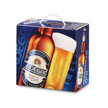 12 pack beer bottle box packaging