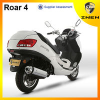 ZNEN MOTOR -New Model EEC, EPA,DOT Big Power 250cc Scooter