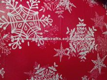 snow image packing paper