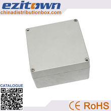 Factory price china's metal aluminum junction box waterproof