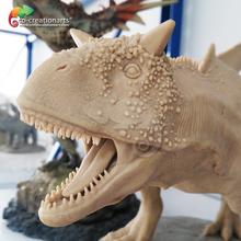 Custom small 3d resin dinosaur