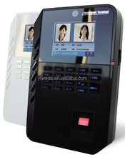 Linux-based biometric machine with 3.5'' LCD & access control