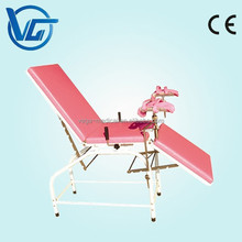 Manufacturer price gynecologic examination table chair