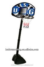 new 2015 custom sbasketball stand Basketball stand plate basketball systems/hoops