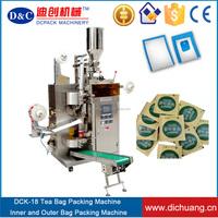 Automatic Lipton Double-chamber Tea Bag Packaging Machine