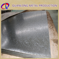 24 Gauge Thickness Galvanized Sheet Metal For Sale