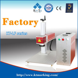 CE, ISO & FDA approved! Fiber aser marking equipment and machinery! Factory! 9 years produce experience!