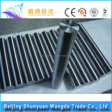 ASTMF2063 titanium nickle Alloy round bar for medical