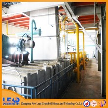 CE ISO 50-1000 t/d canola oil solvent extraction plant price used in oil extraction plant