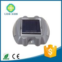 solar led flashing cat eye road stud