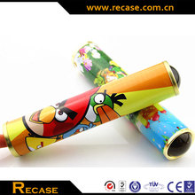 Kaleidoscopes for Sale with Customers Designed Foil Stickers
