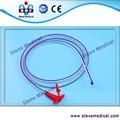sonda nasogástrica de silicone tubo com ce & iso de alimentação