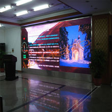 p6 led video screen/ indoor p6 led module/ full color p6 indoor led display
