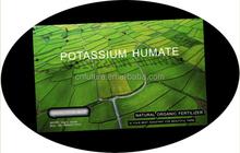 Natural organic fertilizer potassium humate powder amino acid