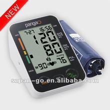 pangao Unique design Digital arm talking blood pressure monitor with FDA CE