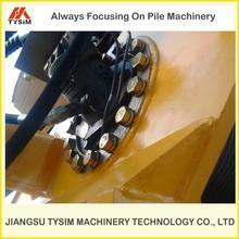 Reliable small winch reducer, WLT60W hydraulic winch machine, gear reducer