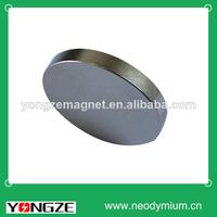 Customized Dimention Neodymium Sintered Rare Earth Disc Magnet